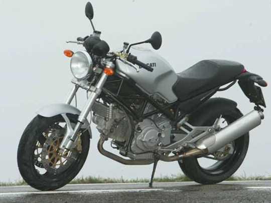 DUCATI MONSTER 1000  (2003-2005)