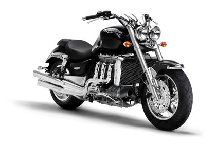 TRIUMPH ROCKET III  (2005-on)