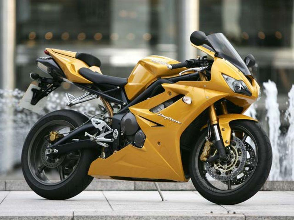 Triumph Daytona 675 2006 2008 Review Specs Prices Mcn