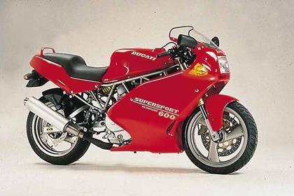 DUCATI 600SS  (1993-1999)