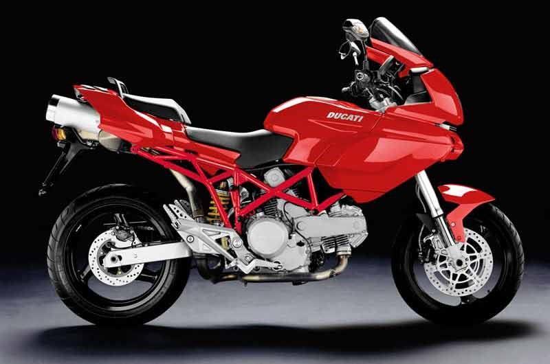 Ducati Multistrada 620 2005 2007 Review Mcn