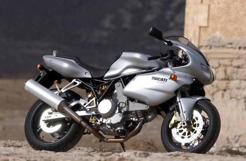 Ducati 620 Sport 2002 2003 Review Mcn