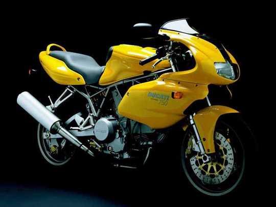 DUCATI 750SS  (1991-2002)