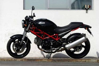 DUCATI MONSTER 695  (2006-2008)