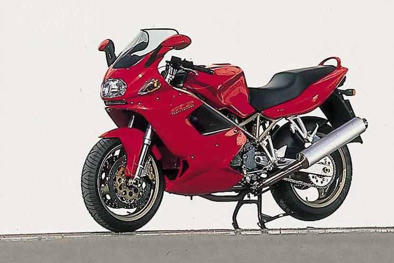 DUCATI ST4 (1996-2003) Review | Speed, Specs & Prices | MCN
