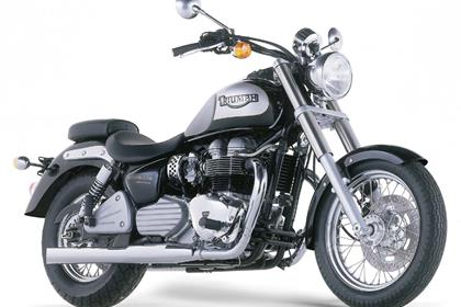 TRIUMPH BONNEVILLE AMERICA  (2002-on)