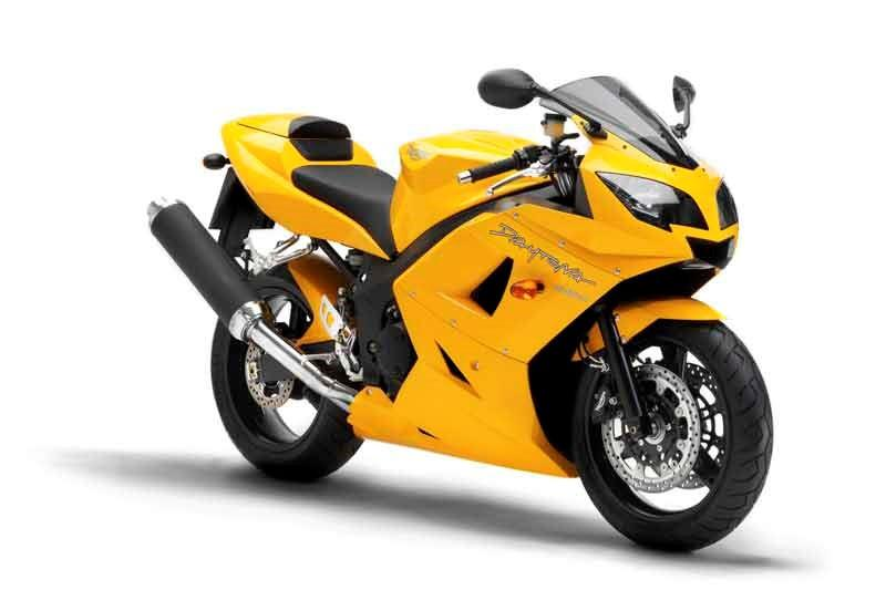 Triumph Daytona 650 2003 2005 Review Specs Prices Mcn