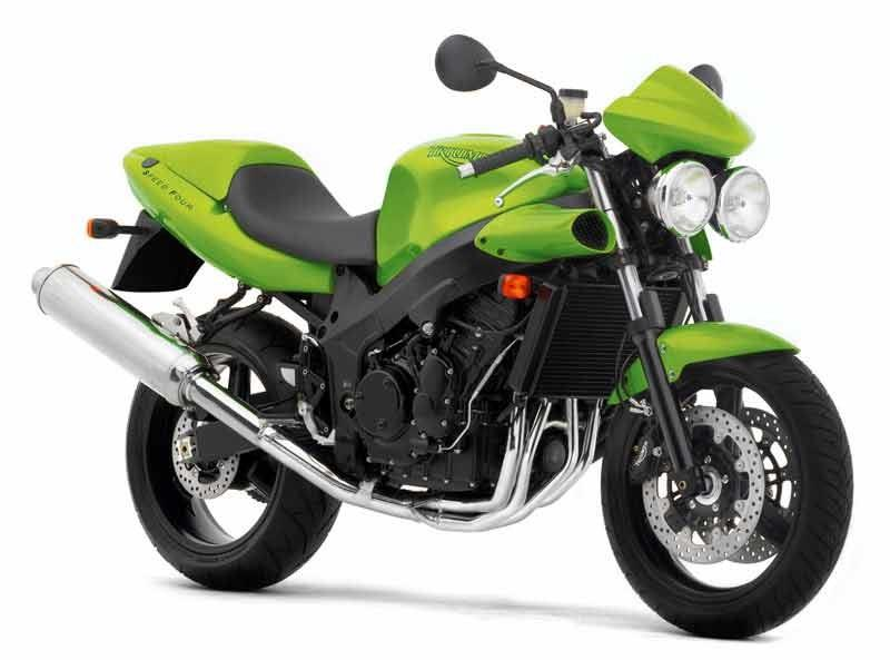 Triumph Speed Four 2002 2006 Review Specs Prices Mcn