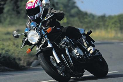 Suzuki Bandit 600 is so good, it created its own class