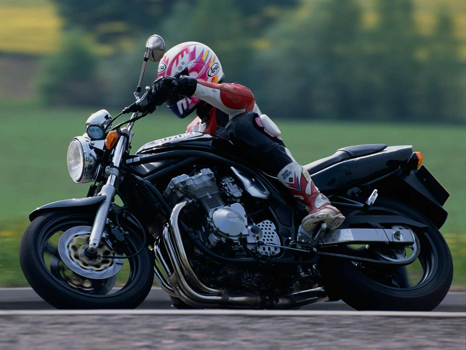 Suzuki GSF 600 T /'Bandit/' Naked 1996 Sintered Motorcycle Front Brake Pads