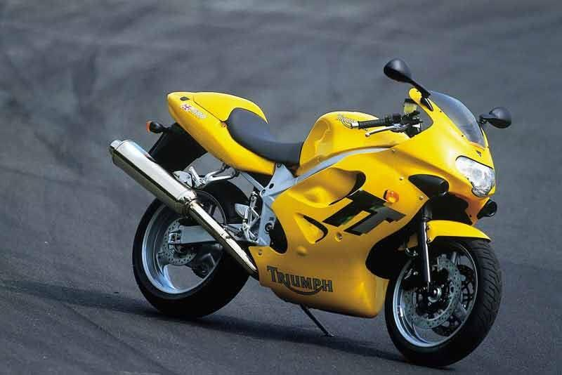 triumph tt600 2000 2003 review mcn rh motorcyclenews com