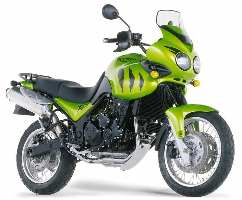 Triumph Tiger 955i 2001 2006 Review Specs Prices Mcn