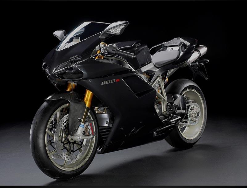 Ducati 1198 review