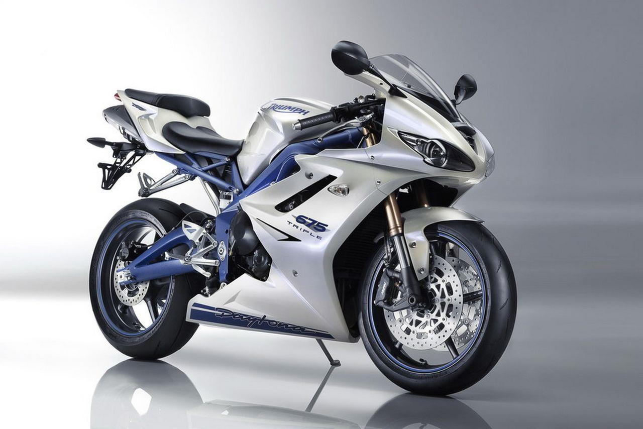 TRIUMPH DAYTONA 675 (2009-2011) Review | MCN