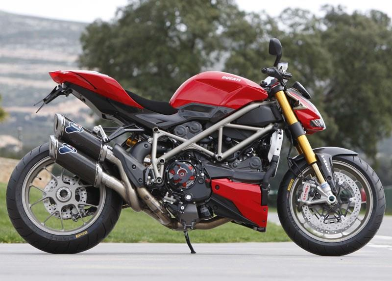 Ducati Streetfighter 1100s 2009 2012 Review Mcn