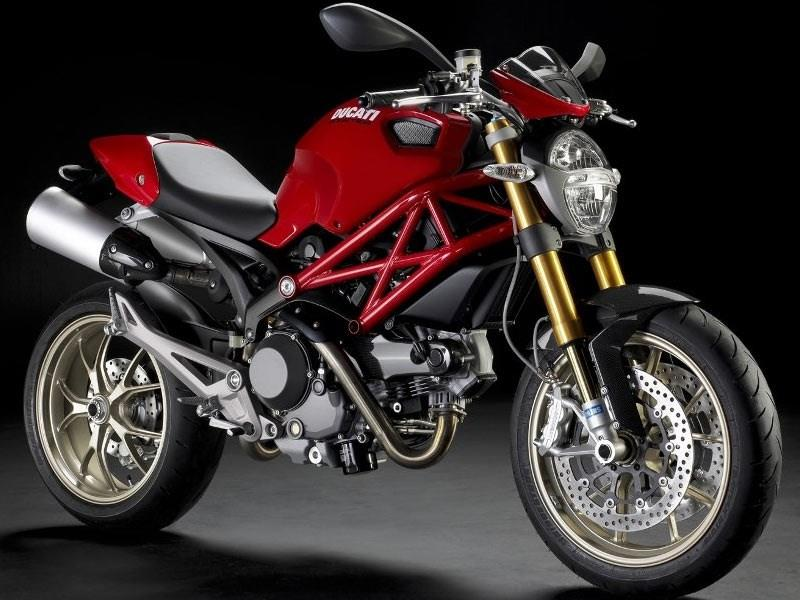 ducati monster 1100s 2009 2013 review mcn. Black Bedroom Furniture Sets. Home Design Ideas