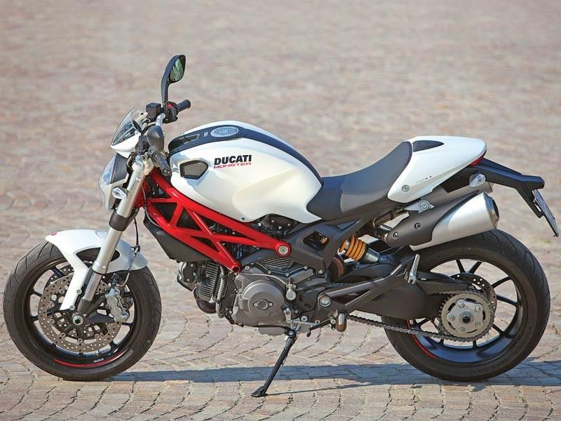 Ducati Monster 796 2010 2013 Review Specs Prices Mcn