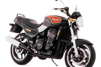 TRIUMPH TRIDENT 900  (1991-1998)
