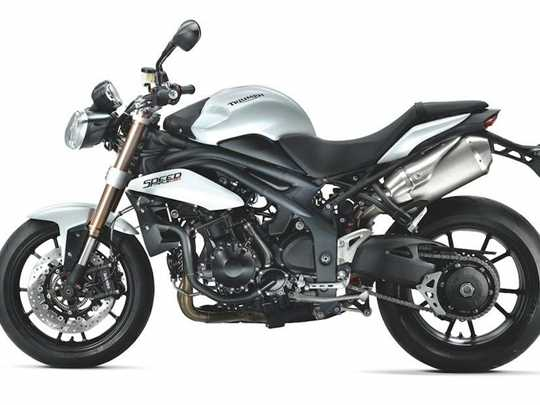 TRIUMPH SPEED TRIPLE 1050  (2011-on)