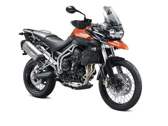 TRIUMPH TIGER 800 XC  (2010-2014)