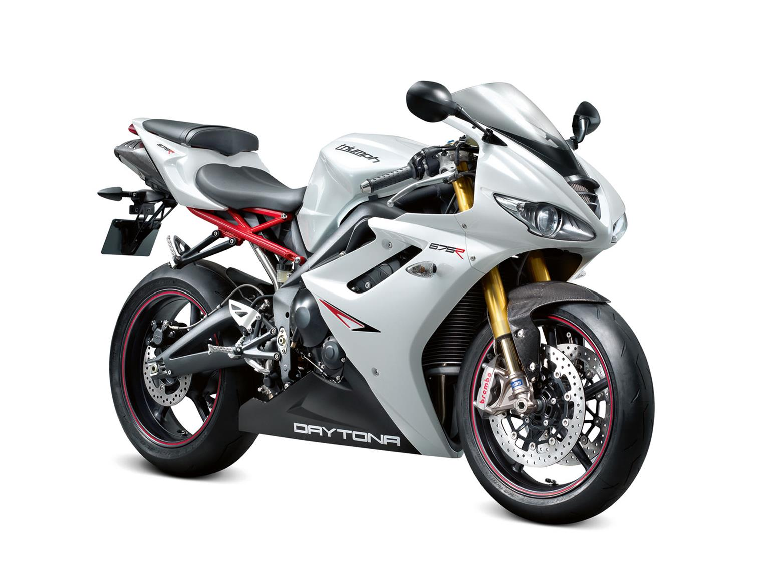 Triumph Daytona 675 R 2011 2012 Motorcycle Review Mcn