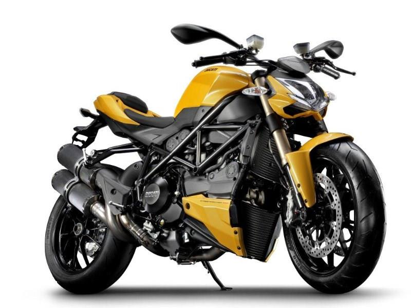 Ducati Streetfighter 848 2011 On Motorcycle Review Mcn