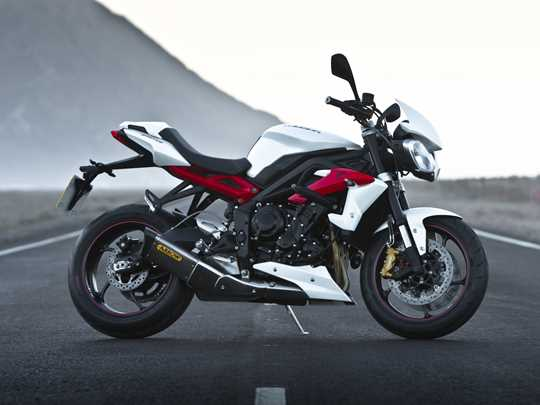 TRIUMPH STREET TRIPLE R  (2013-on)