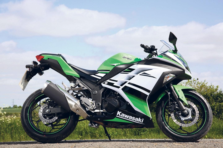 2018 Kawasaki Ex300 Ninja 300