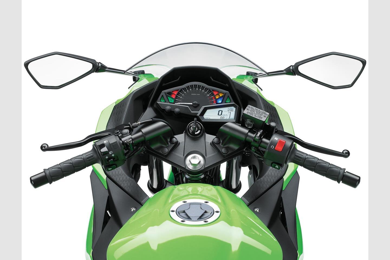 Fork Seal Kit Fits 2013 Kawasaki EX300 Ninja 300 ABS
