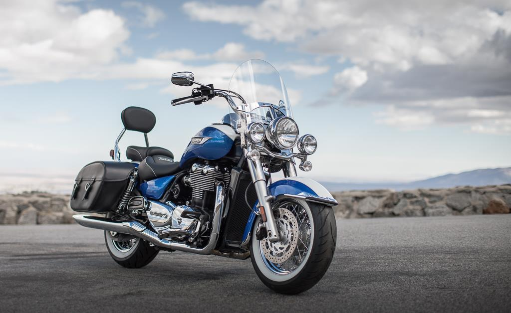 Triumph Thunderbird 1700 Lt 2014 On Review
