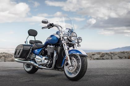 TRIUMPH THUNDERBIRD 1700 LT  (2014-on)