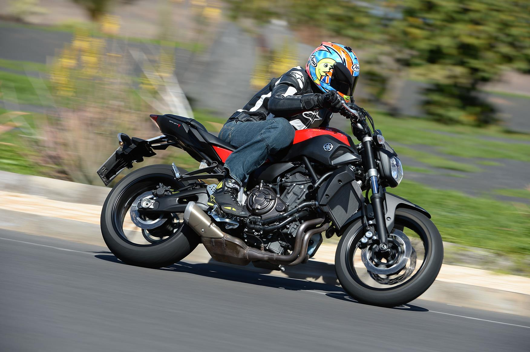 Long Term Test Yamaha Mt 07 Review Visordown