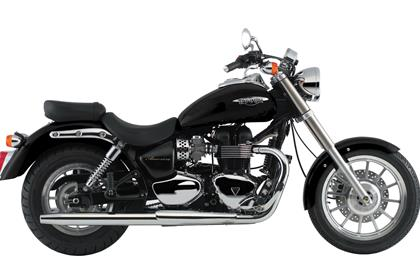 TRIUMPH BONNEVILLE AMERICA LT (2014-on)