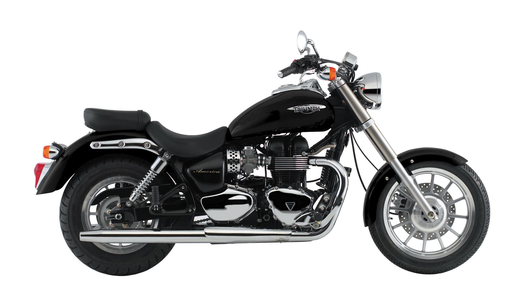 Triumph Bonneville America Lt 2014 On Review