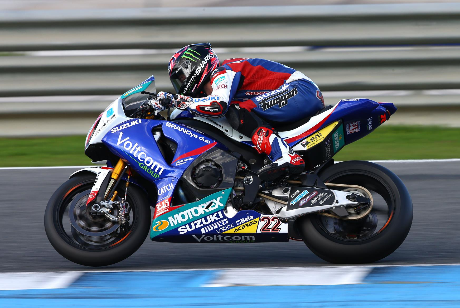 Lowes Fastest Superbike As Jerez Finally Dries Out Mcn Circuit Tester