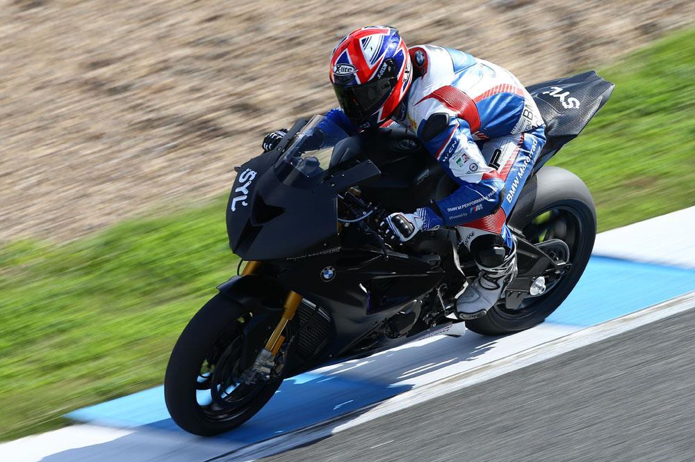 New Bmw S1000rr Race Bike Breaks Cover Mcn