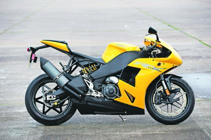EBR 1190RX  (2014-on)