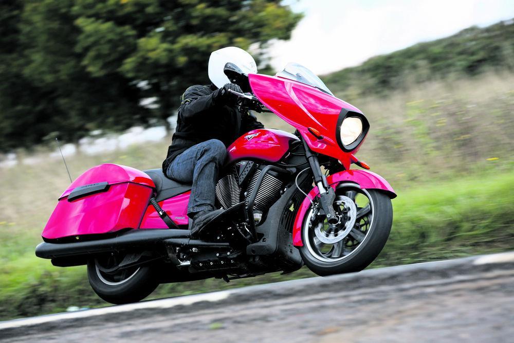 Brash but Brilliant: Honda F6B vs Harley Road Glide Special vs