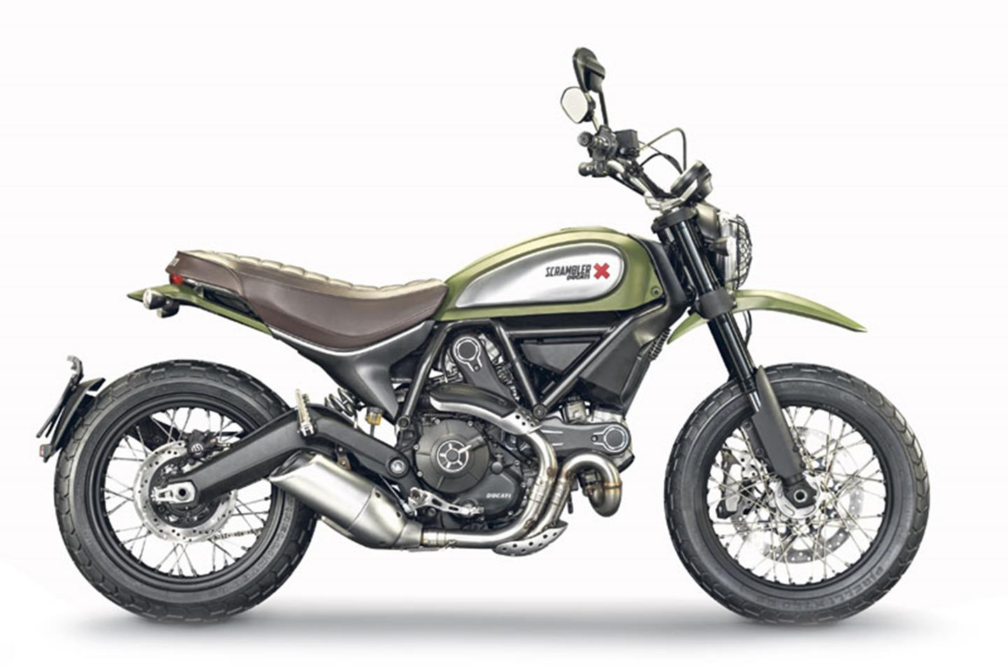 DUCATI SCRAMBLER 800 (2015 on) Review, Specs & Prices | MCN