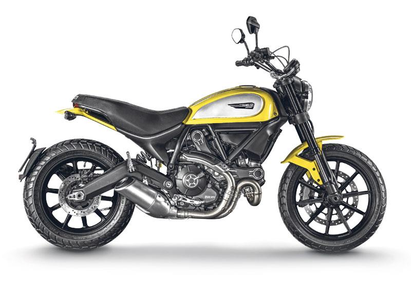 Cool Ducati Scrambler 800 2015 On Review Specs Prices Mcn Machost Co Dining Chair Design Ideas Machostcouk