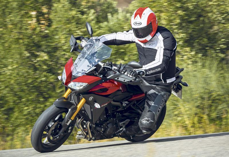 YAMAHA MT-09 TRACER (2015-2018) Review, Specs & Prices | MCN