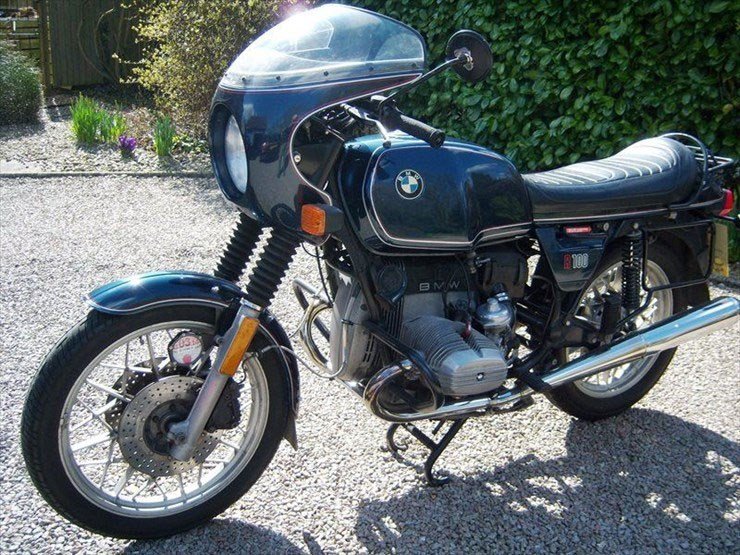 Bike of the Day: 1981 BMW R100