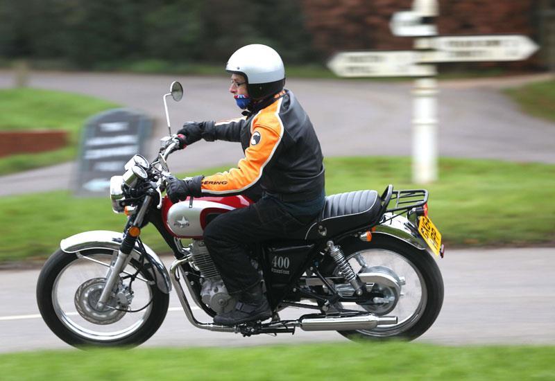e4cfd3a1fa2 First ride: Mash Roadstar 400