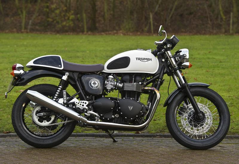 TRIUMPH THRUXTON 900 Ace (2015-2016) Review | MCN