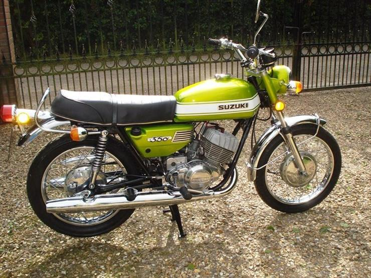 Bike of the Day: 1971 Suzuki T350 | MCN