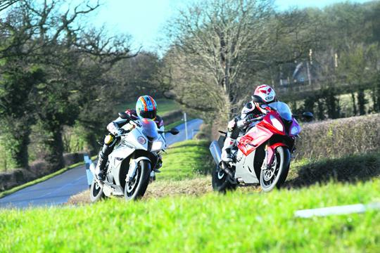 A Giant Leap 2015 BMW S1000RR Vs The 2014 Model