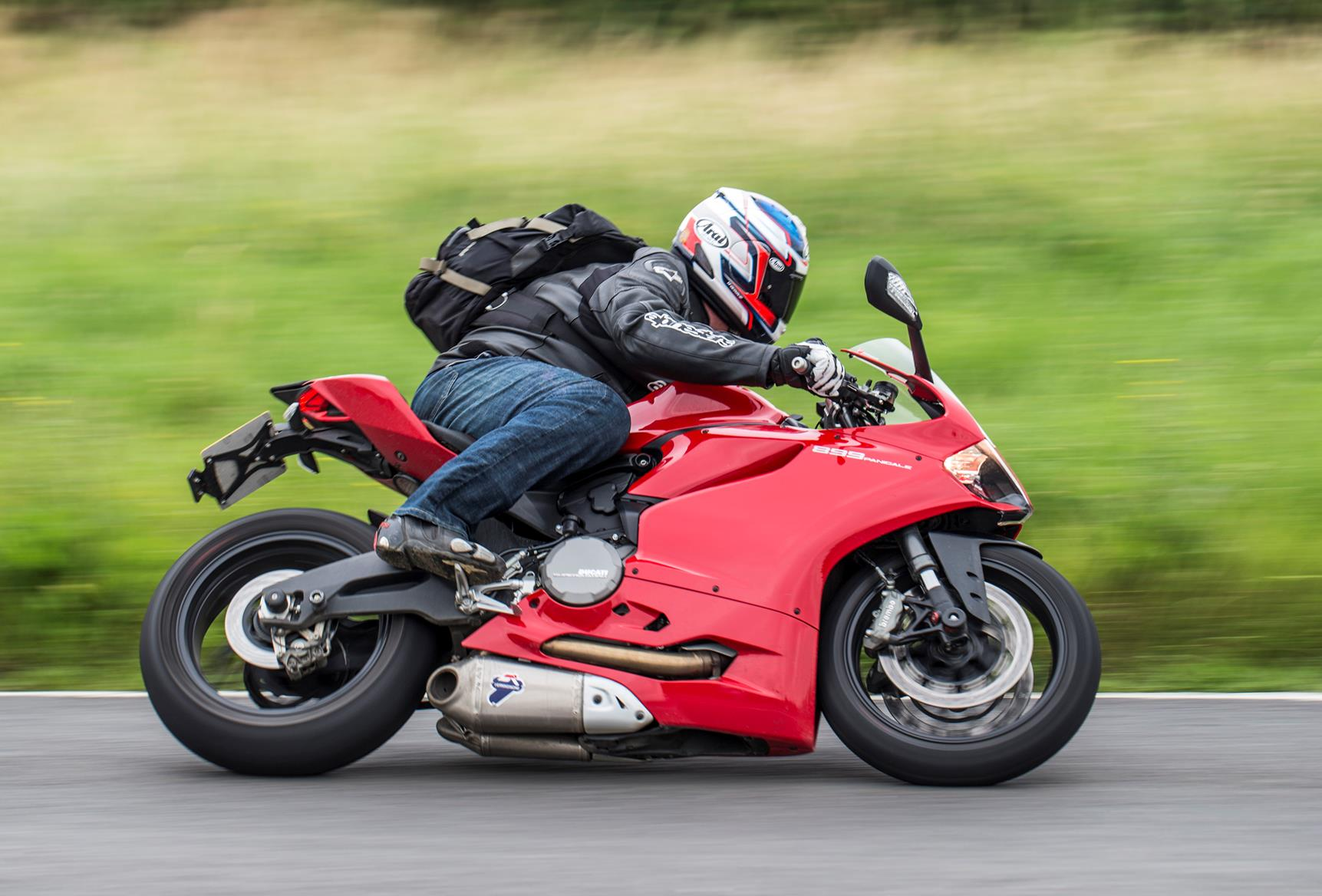 Longterm Test: Ducati 899 Panigale ...
