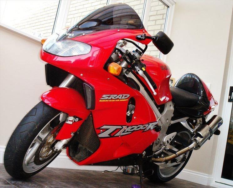 2018 suzuki tl1000. interesting 2018 bike of the day suzuki tl1000r to 2018 suzuki tl1000