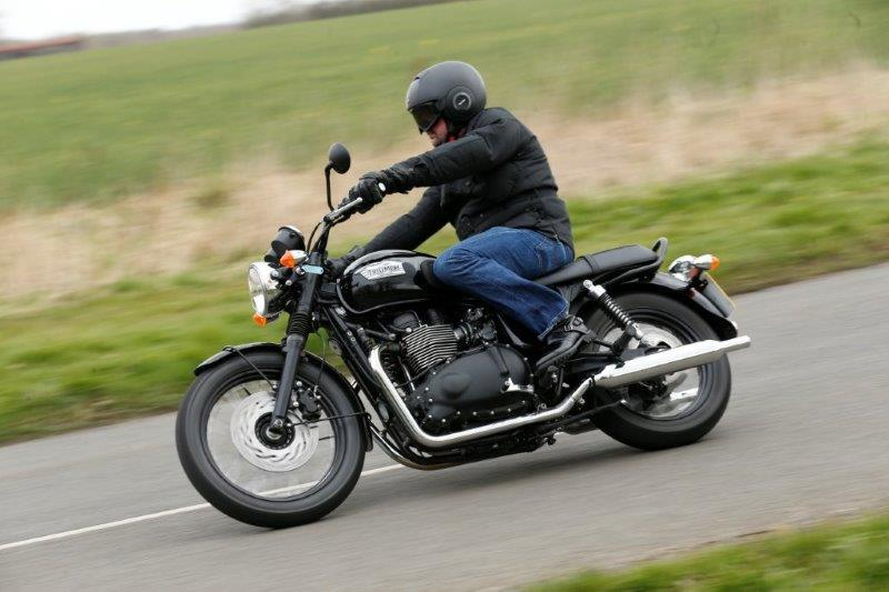 Long Term Test Triumph Bonneville T100