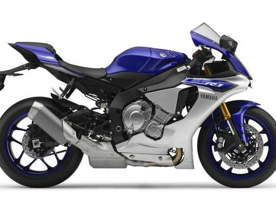 YAMAHA R1  (2015-on)